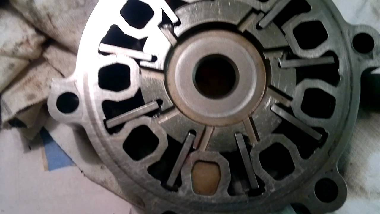Really Noisy Renault Vvt Pulley Dephaser Opened 2 0