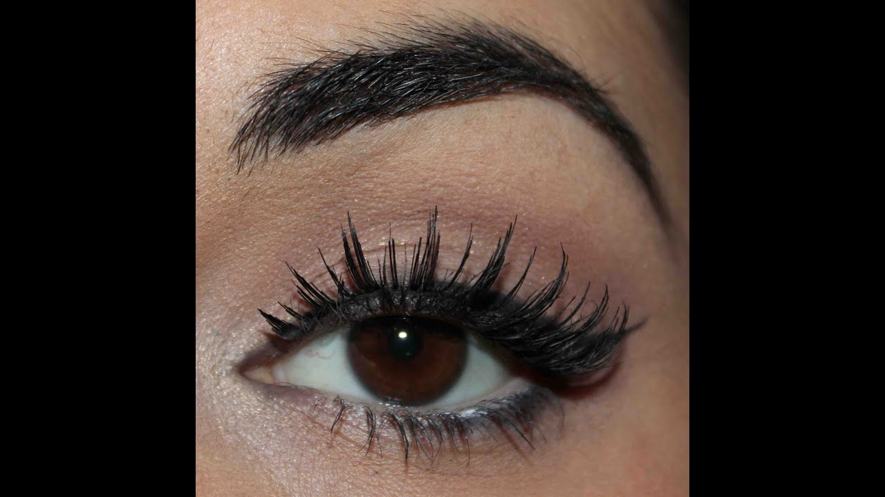 Exceptionnel Eyeliner et Faux cils | Les bases - YouTube SR18