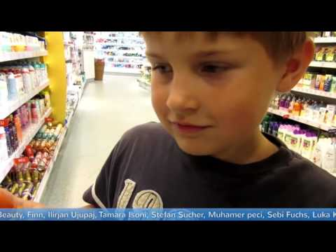 Super DM Shopping   Cooles Fußball Shampoo für Ash TipTapTube Kinderkanal