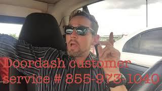 Doordash Customer Service