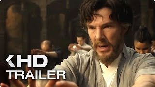 Doctor Strange ALL Trailer & Clips (2016)