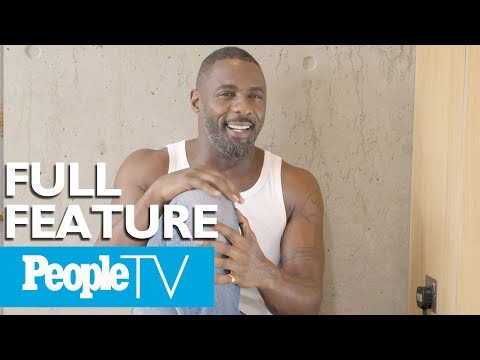 Idris Elba, Sexiest Man Alive 2018, On His Celebrity Crush, Life As A Dad & More (FULL) | PeopleTV