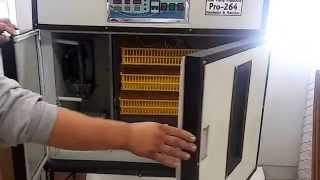 Rite Farm Products Pro Cabinet Incubator Startup Instructions
