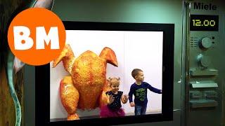 ВМ: Дети в Доме Великана | Kids in the Giant's House