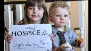 HOPE FOR HOSPICE   STEDMAN COMMUNITY HOSPICE