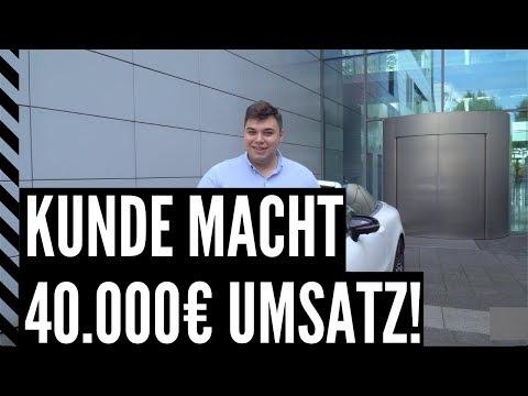 Kunde Macht 40.000€ Und Eröffnet Büro!