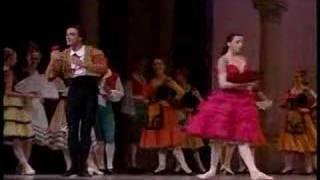 Prima ballerina assoluta Nino (Nina) Ananiashvili - Kitri