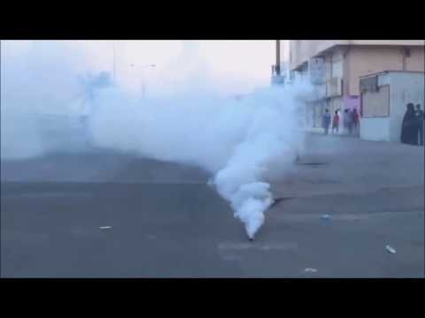 Bahrain : Riot Police Attack Peaceful Fifth Anniversary Of The Martyr Sayed Jawad Memorial March
