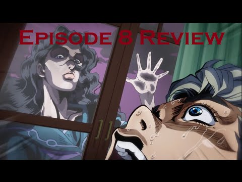 Jojos Bizarre Adventure Diamond Is Unbreakable Episode 8 Review