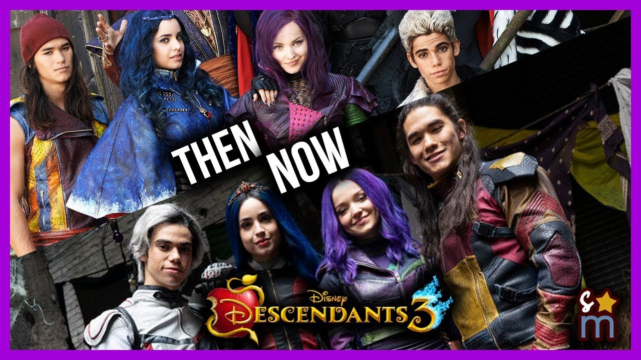 DESCENDANTS 3 First Official Photo Released - NEW COSTUMES!!