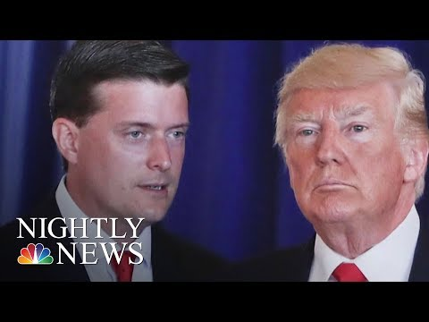 White House Aide Rob Porter Resigns Amid Allegations Of Domestic Abuse | NBC Nightly News