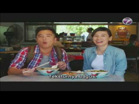 NTV 7 Foodie Blogger 3 (爱食客 3) introduce Kota Kinabalu food