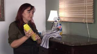 Cleaning Tips  : How to Clean Granite Countertops