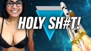 Verge And PornHub MAKE HISTORY!