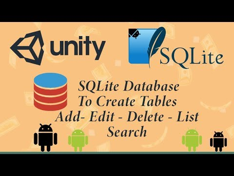 C# SQLITE Problems with INSERT, UPDATE and DELETE  - Unity Forum