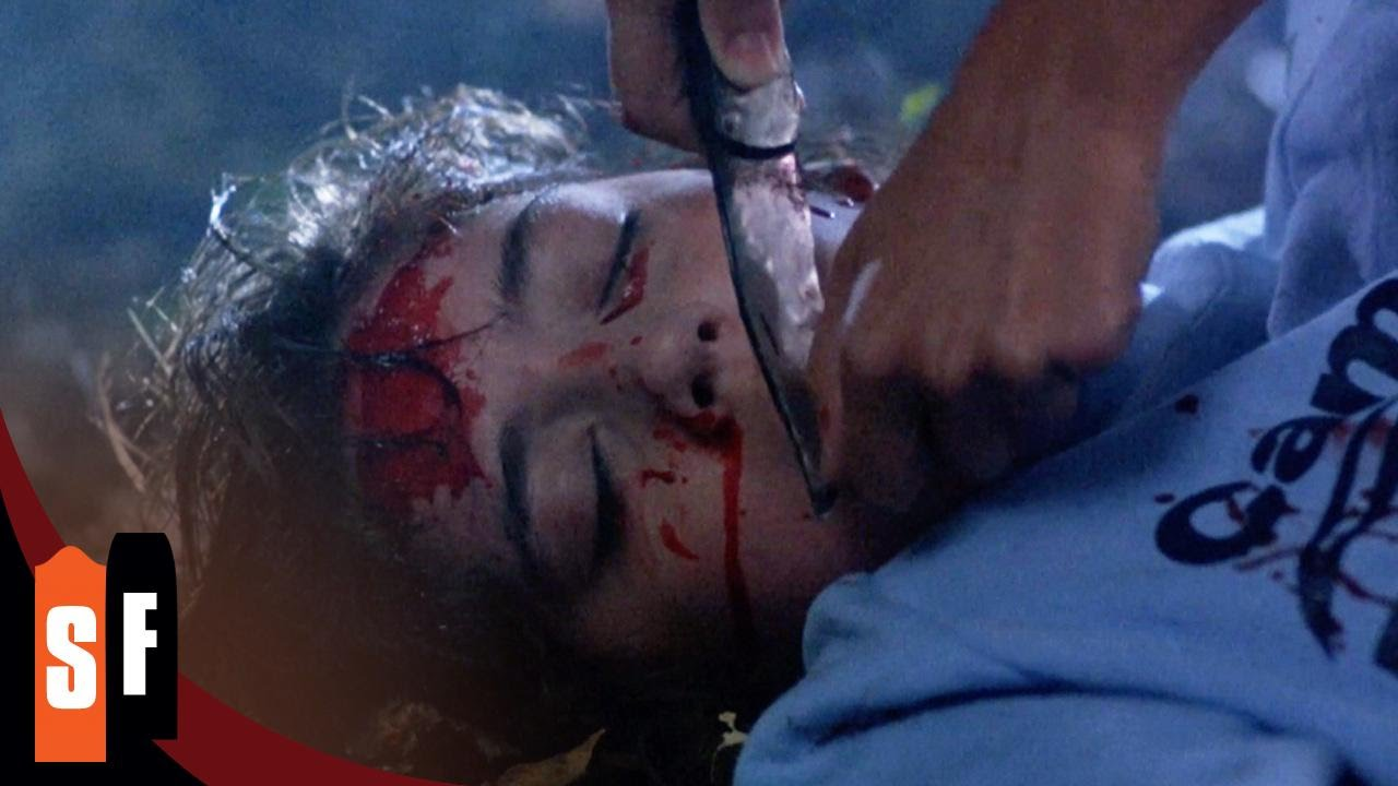 Download Sleepaway Camp II: Unhappy Campers (1/2) Angela Deals With a Filthy Mouth (1988) HD