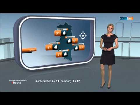maira rothe mdr wetter 31 01 2016 hd videomovilescom - Maira Rothe Lebenslauf