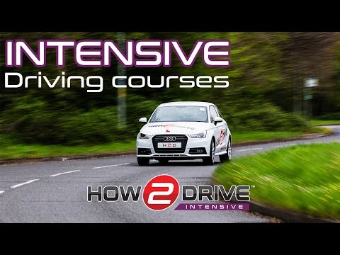 Intensive driving courses in Norwich