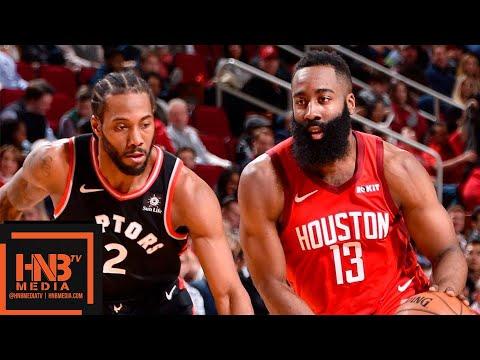 Toronto Raptors vs Houston Rockets Full Game Highlights | 01/25/2019 NBA Season