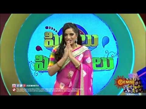 Udayabhanu Hot Wide Deep Navel