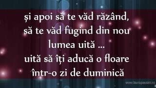 Laura Pausini : Nei Giardini che nessuno sa - In gradinile de care nu stie nimeni - Romanian Lyrics