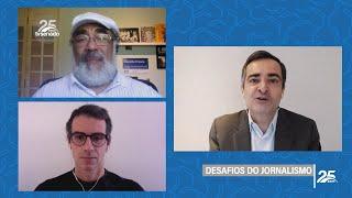 Novas tecnologias e redes sociais: especialistas comentam os desafios do jornalismo no mundo atual