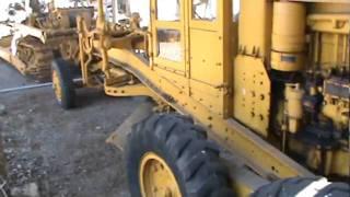 Antique logging equipment