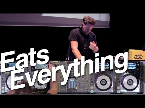Eats Everything - DJsounds Show 2016