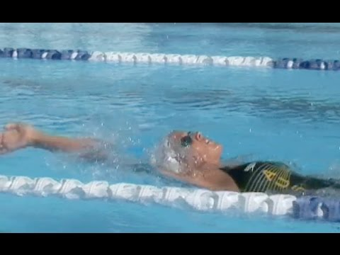 Back Stroke Drills for Competitive Swimming with Bill Sweetenham