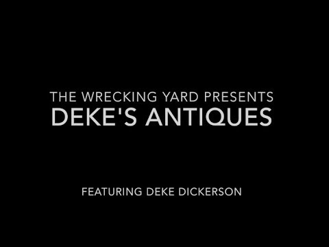 Deke's Antiques Featuring Deke Dickerson