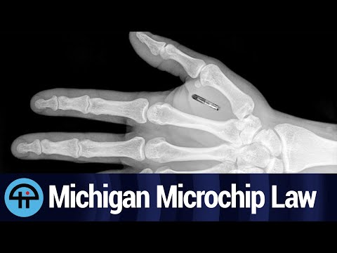"Michigan State's legislative House passed the ""Microchip Protection Act"""