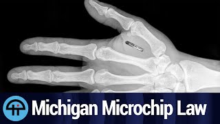 """Michigan State's legislative House passed the """"Microchip Protection Act"""""""