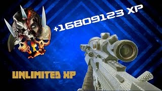 BO2 Unlimited XP Glitch - Unlimited CAMO // RANK UP IN CUSTOM GAMES