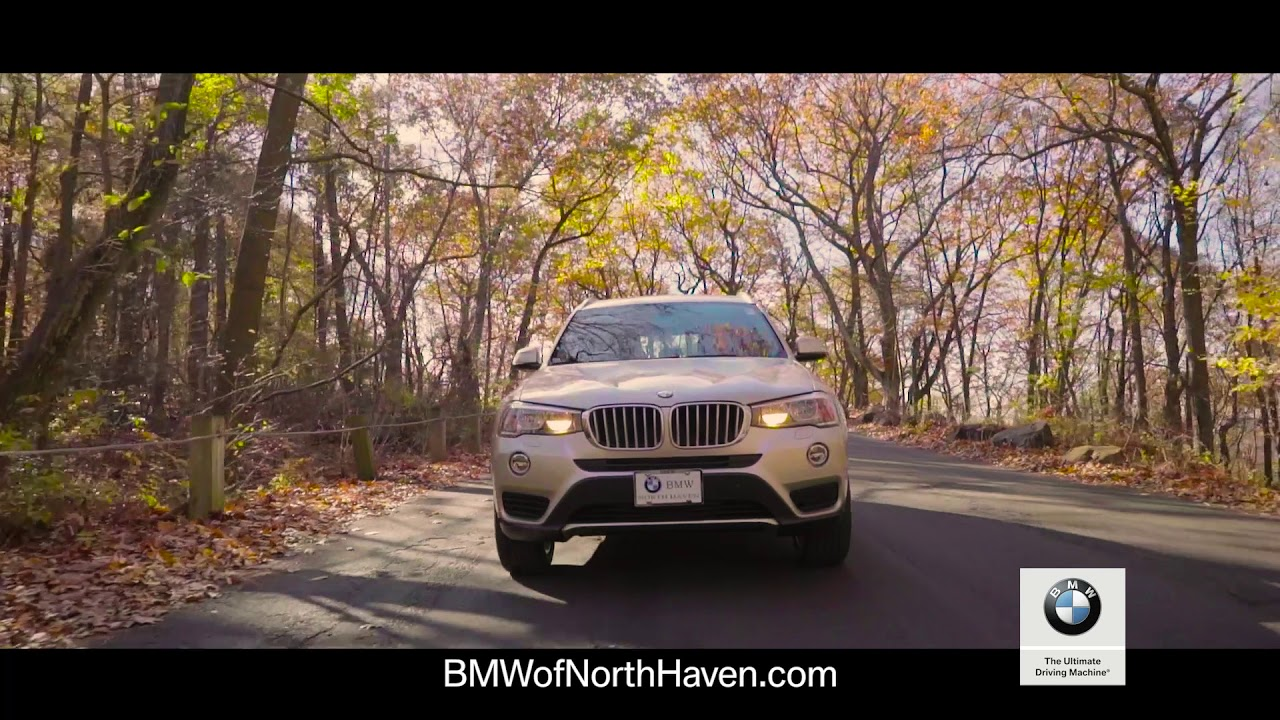 BMW North Haven >> Bmw Of North Haven 2018 Bmw X3 Commercial