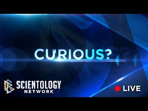Scientology TV - Magazine cover