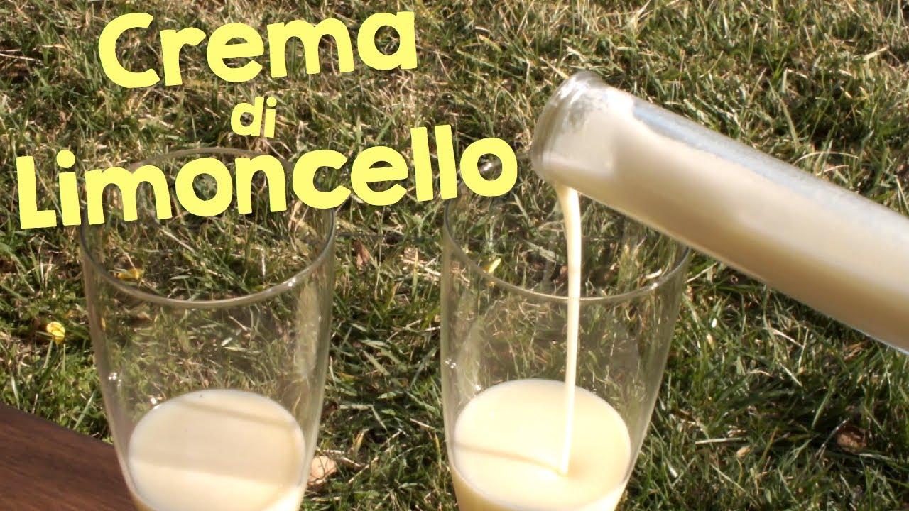 Crema di limoncello fatta in casa da benedetta youtube - La casa di benedetta ...