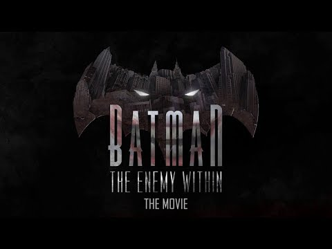 Batman: The Enemy Within (The Movie)