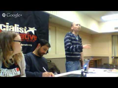 Paul Murphy, MEP: Crisis and Resistance in Europe Livestream