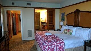 Disney Aulani 2 Bedroom Villa Walkthrough Video Tour