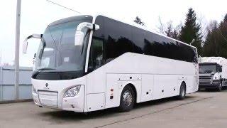 видео Китайские автобусы модельный ряд в России