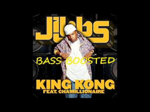 Jibbs ft. Chamillionare - King Kong (Bass Boosted)