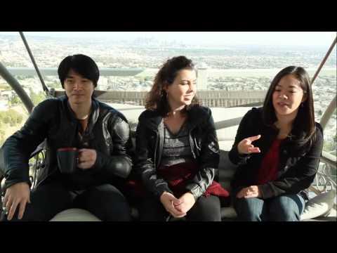 Destri Martino, Teresa Huang & Alvin Lam Interview: Mixed Blooms