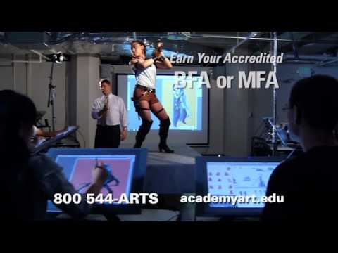 Academy of Art University School of Game Design Revised