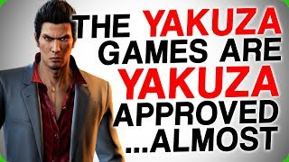 The Yakuza Games are Yakuza Approved, Almost (Shaolin Soccer and Singham are Amazing)