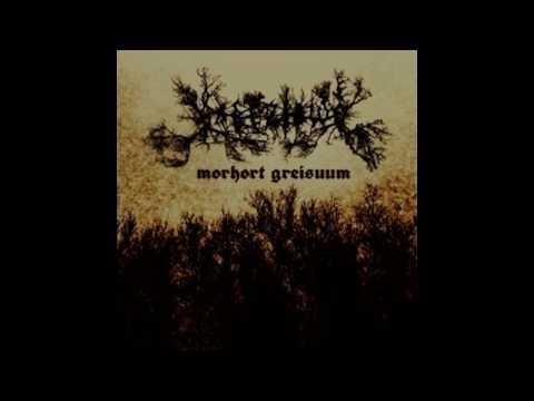 Gałęziowe - Morhort Greisuum (Full-length : 2017) Atmospheric Black Metal From Poland.