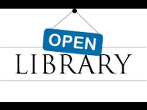 Free Ebook Download Openlibrary Website