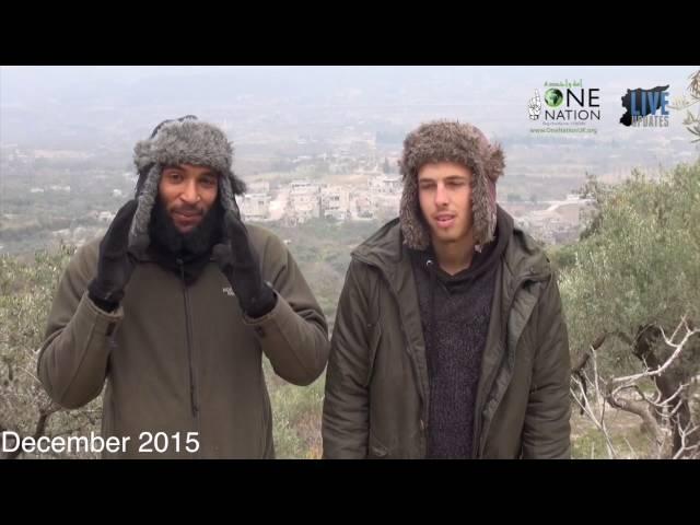 SPONSOR A HAFIZ IN SYRIA - ONE NATION