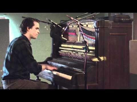 "Peter Broderick - 'When I'm Gone"" Studio Recording"