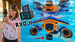 NEW Sony RX0 II Camera Test!