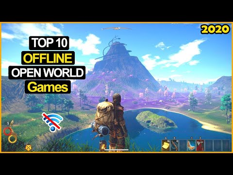 Top Games Open World Android Offline 2020 (Like GTA 5 )
